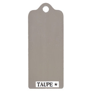 Fresco Finish Acrylic Paint - Taupe (Opaque)