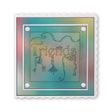 Linda's Friends Dangles Unmounted Clear Stamp Set