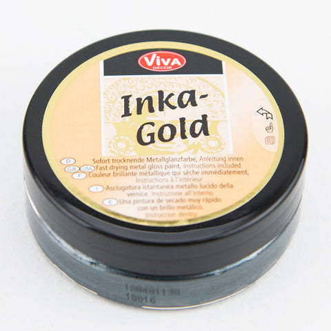 Viva Decor Inka-Gold Wax Paste - Haematite