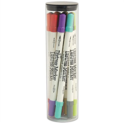 Distress Marker Pens (Set of 12)