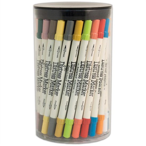 Distress Marker Pens (Set of 61)