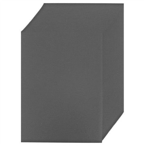 Matte Black Card A4 x40 <br/> (UK & EU Only)