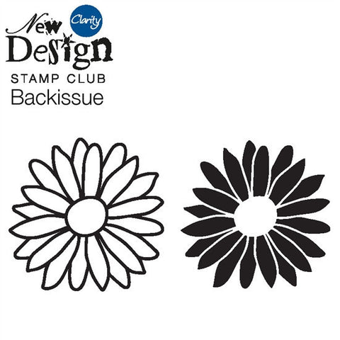 New Design Stamp Club Back Issue 99 - Daisies