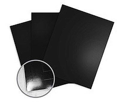 Clarity Card <br/> Black Coated Card A5 x25