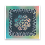 Aloha & Bloom Mandalas <br/>A6 Square Groovi Baby Plate Set