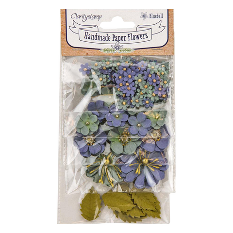 Bluebell Paper Flowers