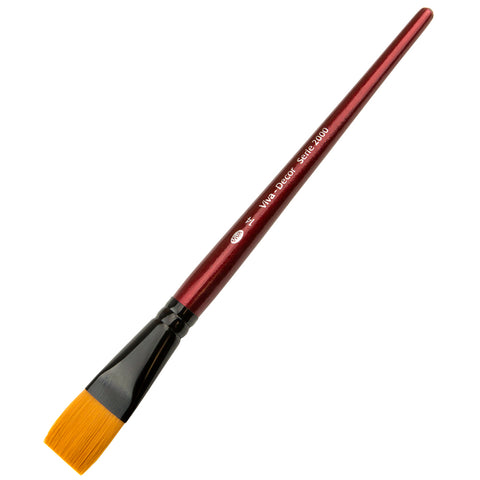 Viva Decor Size 14 Flat Brush