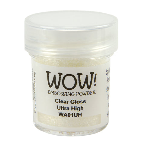 Embossing Powder Ultra High 15ml - Clear