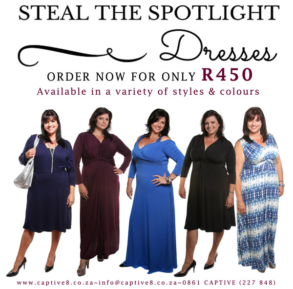 Captive8 House of Fashion Plus Size Dresses