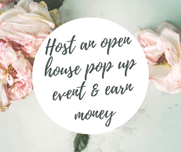 Host aeCaptive8 House of Fashion Oprn House Pop-Up Event and Earn Money