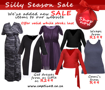 Captive8 House of Fashion Silly Season Sale