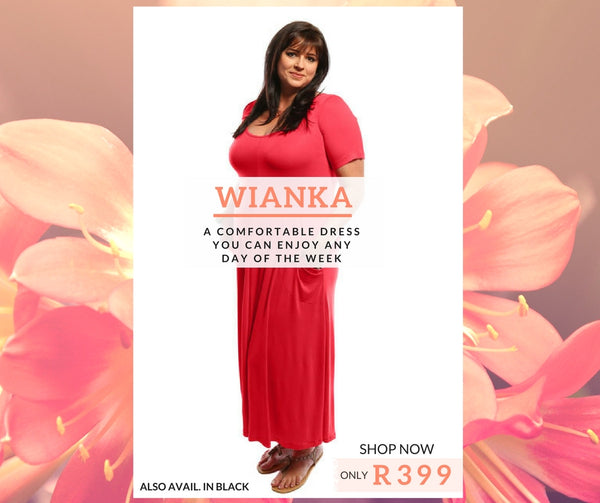 Captive8 House of Fashion Plus Size Wianka Dress