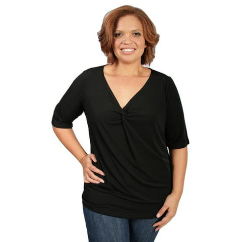 Marilize Top Black (Order for mid September Delivery)