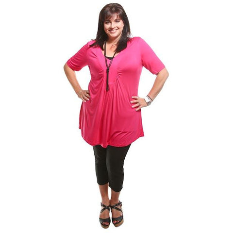 Shelley Top Cerise
