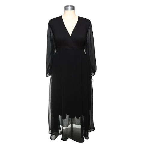 Katy Dress Black