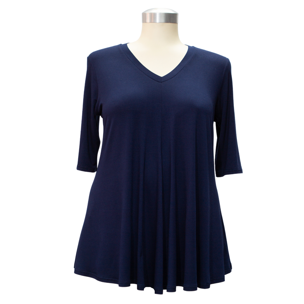 Dee Top Navy