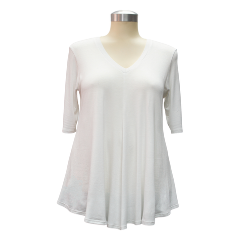 Dee Top White