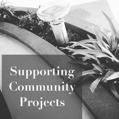 Supporting Community Projects