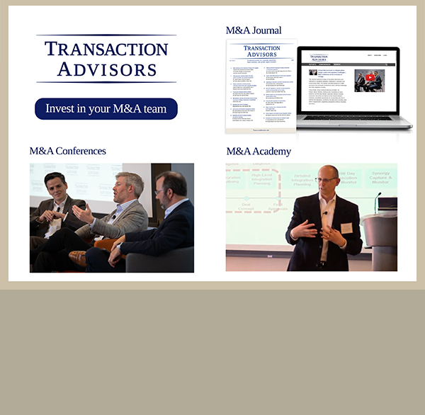 M&A Conference at University of Chicago + Transaction Advisors Subscription