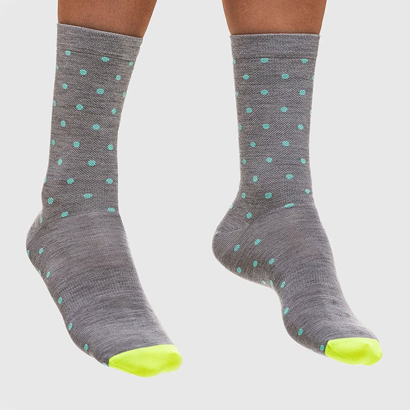 MAAP APPAREL Dot Merino Socks Grey