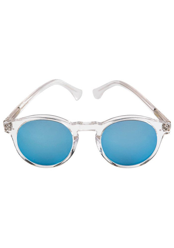 ATTAQUER Laurent - Clear Frame / Blue Lense | Sockdoping.cc