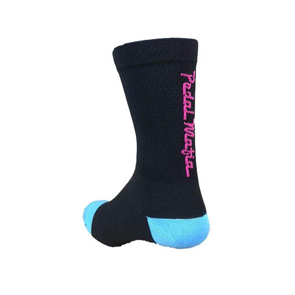 PEDAL MAFIA - Tech Mesh Socks BLACK PINK BLUE