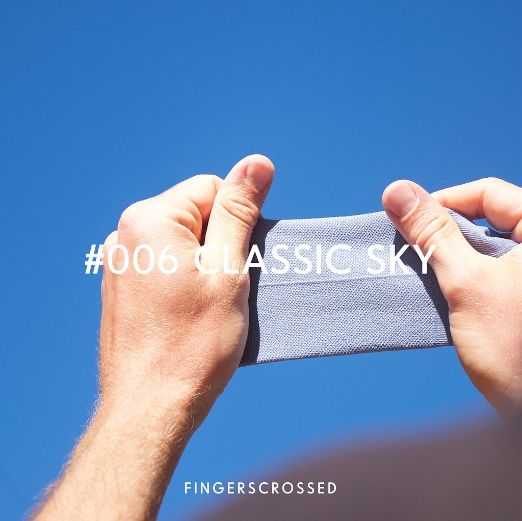 FINGERSCROSSED DESIGN - CLASSIC SKY