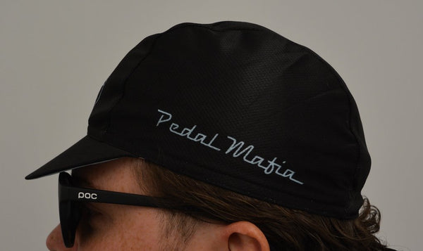 PEDAL MAFIA - Cycling Cap BLACK MINT