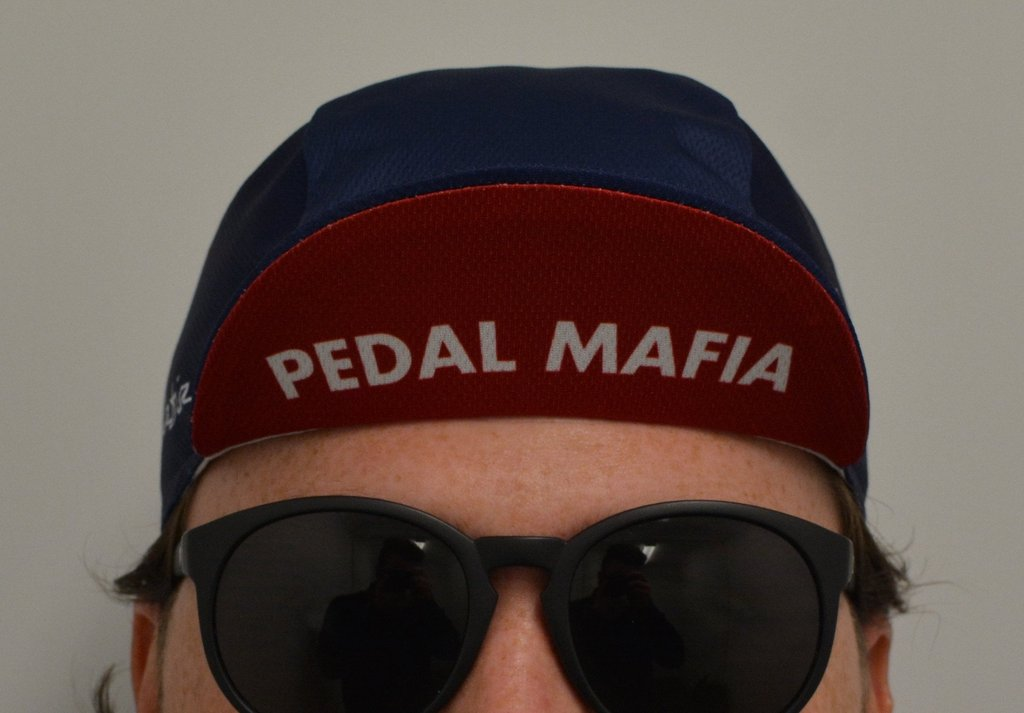 PEDAL MAFIA - Cycling Cap MARONE