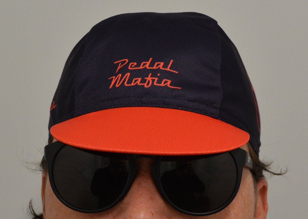 PEDAL MAFIA - Cycling Cap FRESH RED