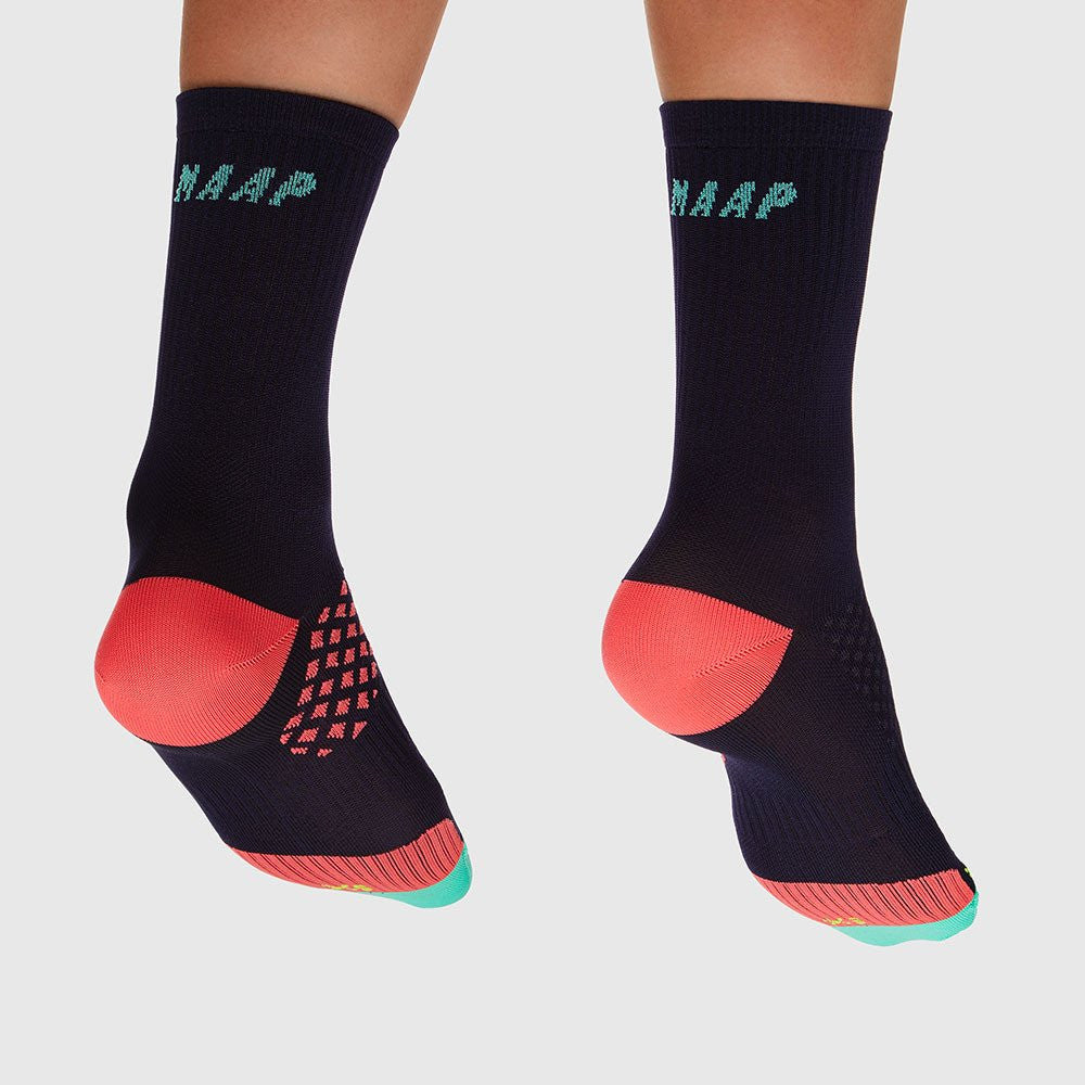 MAAP APPAREL Focus Performance Socks Navy