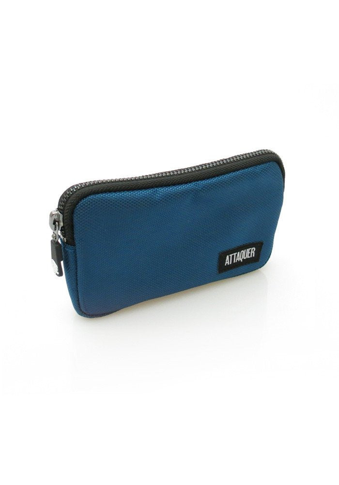 ATTAQUER Nylon Pocket Pouch - NAVY