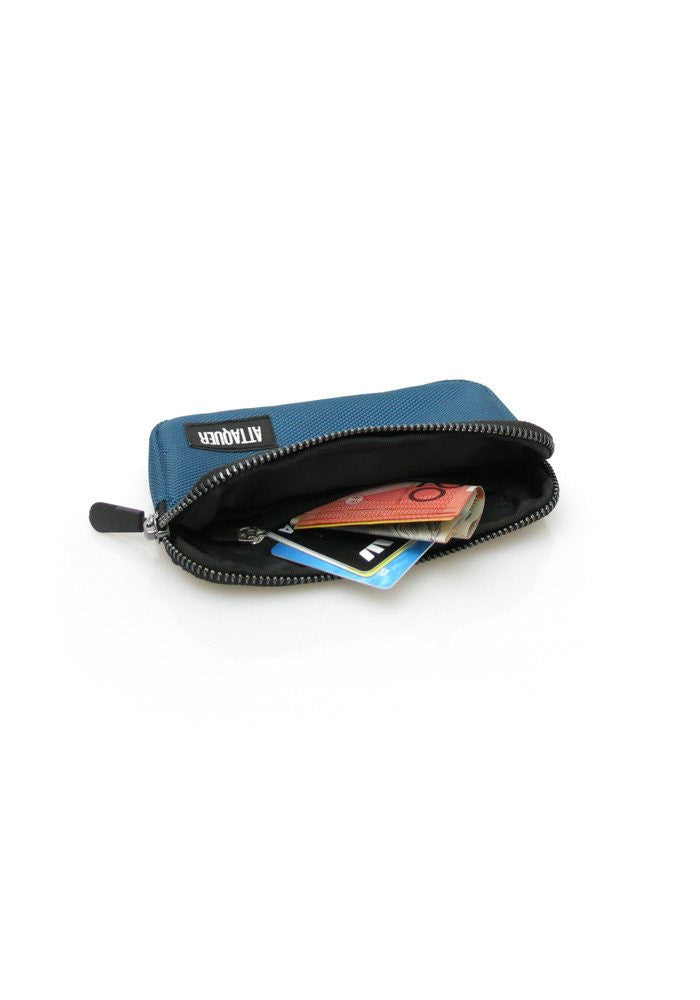 ATTAQUER Nylon Pocket Pouch - BLACK