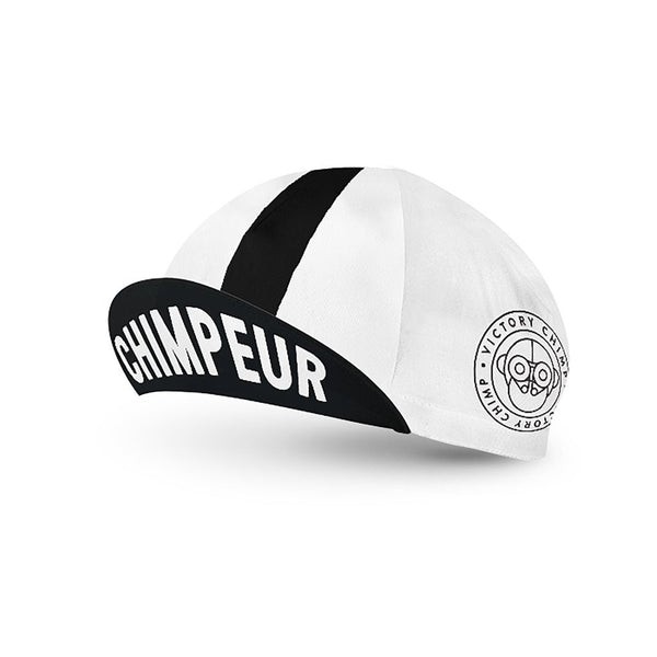 VICTORY CHIMP CHIMPEUR CLASSIC CYCLING CAP - ALBINO