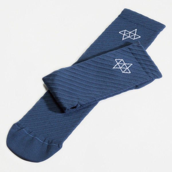 ACHT SUPPLY - CUSPIDE SOCKS NAVY