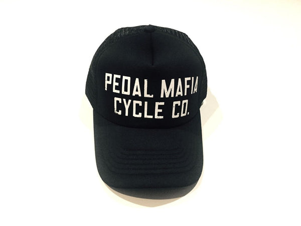 PEDAL MAFIA - Cycle Co. Trucker Cap