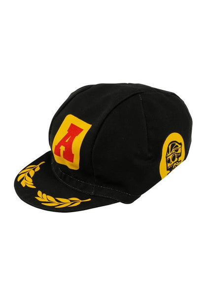 ATTAQUER Podium Cycling Cap - BLACK