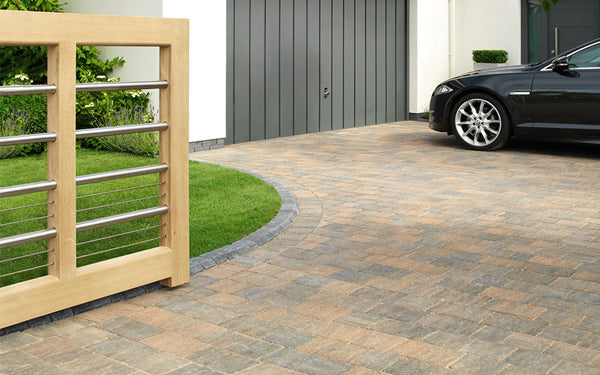 Trident Textured Driveway Paviors