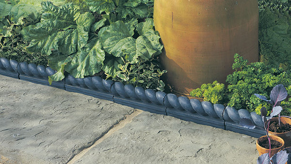Victorian Garden Edging and Corner Posts
