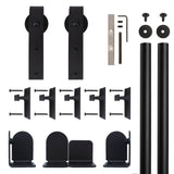 Barn Door Hardware Combo Kit