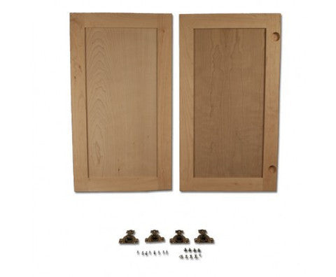 InvisiDoor Flat Panel Doors
