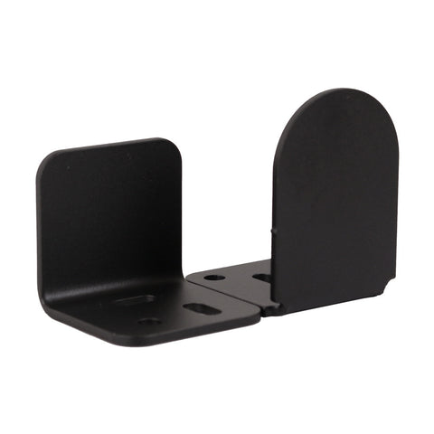 Dome Barn Door Guides, Black