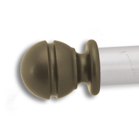 Door Stop Kit, with 1-1/2 Inch Ball, Oil Rubbed Bronze