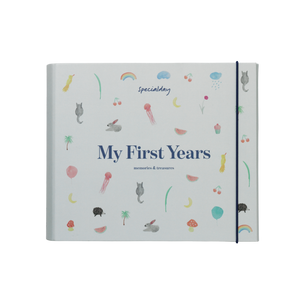 my first years - blue album