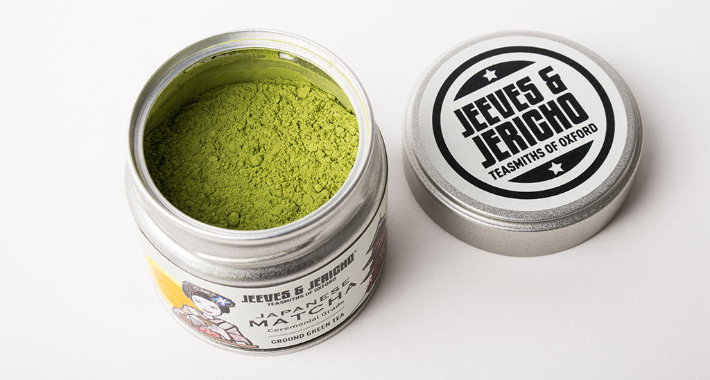 Now Serving MATCHA!