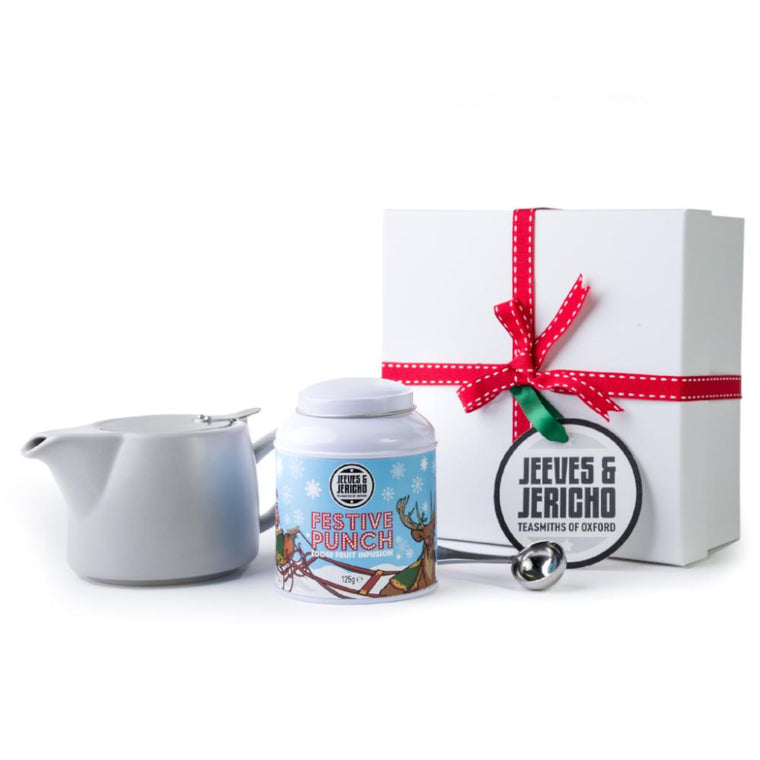 Build Your Own Teapot & Tea Gift Set