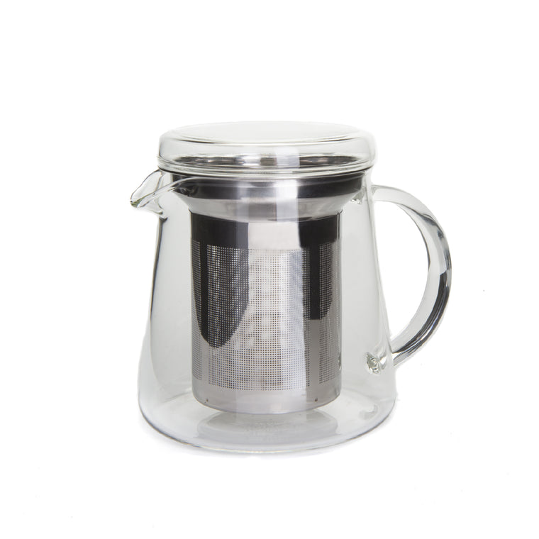 Teasmiths Glass Infuser Teapot