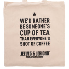 Jeeves & Jericho Tote Bag
