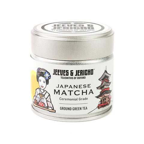 Japanese Ceremonial Matcha 30g Tin
