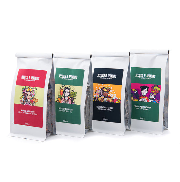 Cold Brew Tea Selection Pack